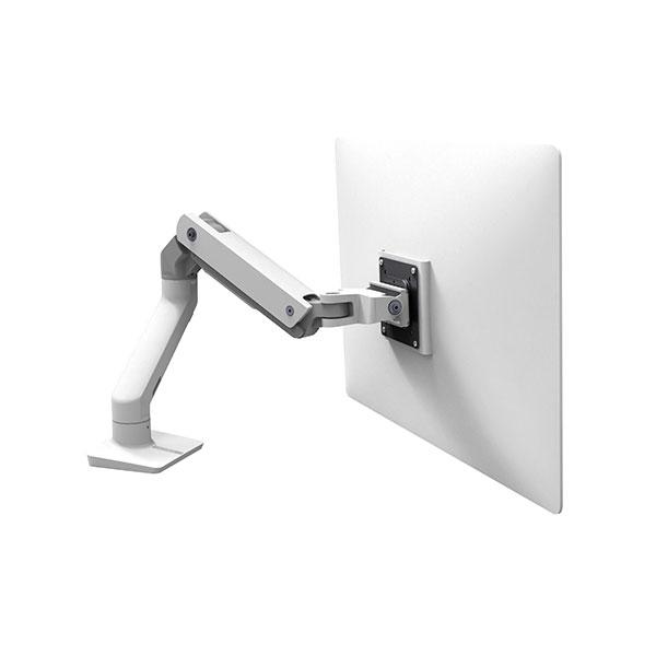 Ergotron 45 475 216 Hx Desk Monitor Arm White
