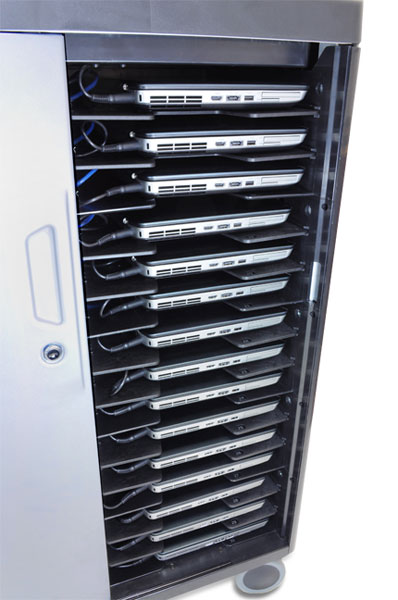 Ergotron Dell Mobile Computing Cart Managed