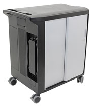 "Dell™ Unmanaged Charging Cart <span class=""subT"">- 30 devices</span>"