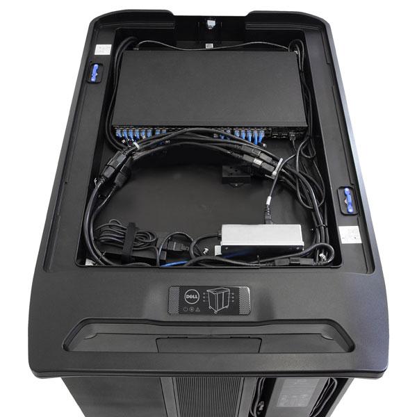 Ergotron * Dell Mobile Computing Cart, Managed