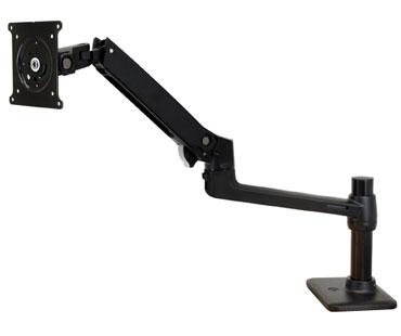 Ergotron Bt861aa K001093 Hp Single Monitor Arm