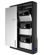 Zip12 Charging Wall Cabinet