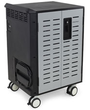 Zip40 Charging and Management Cart