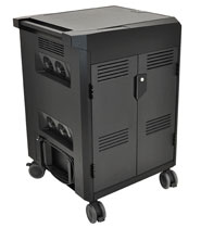 PS Laptop Management Cart