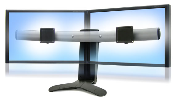 Dual Monitor Stand Mount Planar