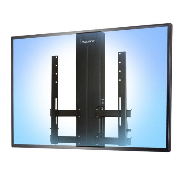 Ergotron 61 061 085 Glide Height Adjustable Tv Wall Mount