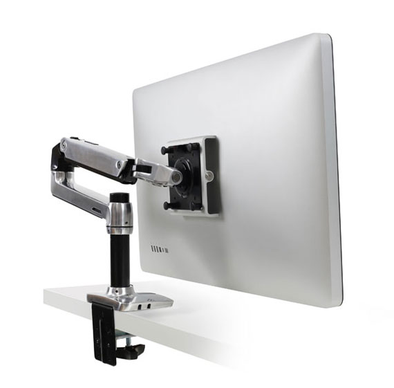 Ergotron 45 241 026 Lx Desk Mount Monitor Arm