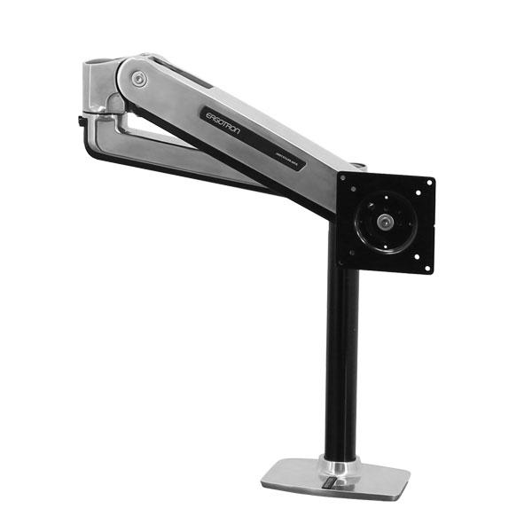 Ergotron 45 360 026 Lx Sit Stand Desk Mount Lcd Arm
