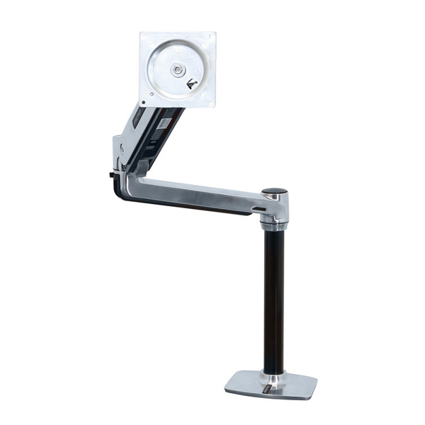 Ergotron 45 384 026 Lx Hd Sit Stand Desk Mount Lcd Arm