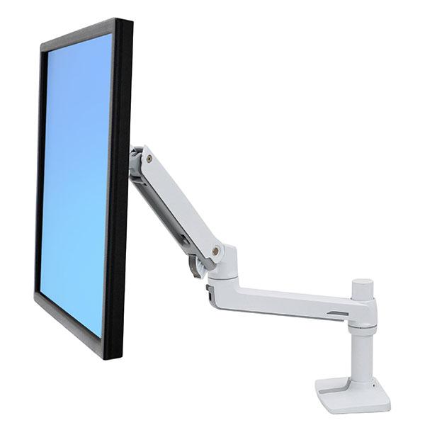 Ergotron 45 490 216 Lx Desk Mount Monitor Arm