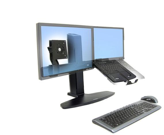 Ergotron 33 331 085 Neo Flex Monitor Amp Laptop Stand