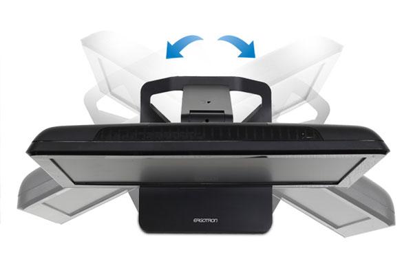Ergotron 33 387 085 Neo Flex Touchscreen Monitor Stand