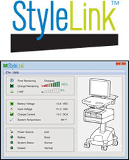 StyleLink Software for StyleView® Carts