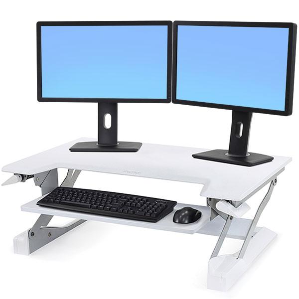 Ergotron 33 397 062 Workfit T Adjustable Height Standing Desk
