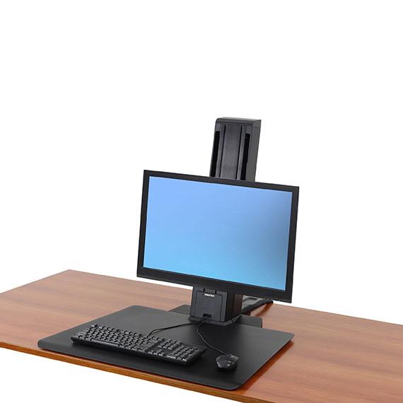 Ergotron 33 415 085 Workfit Sr Standing Desk Workstation