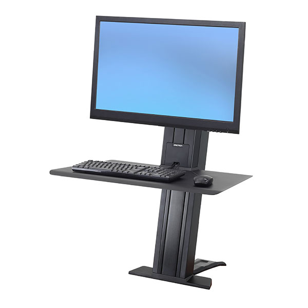 Ergotron 33 420 085 Workfit Sr Standing Desk Workstation