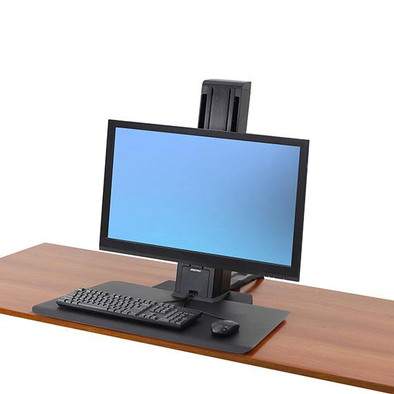 Ergotron 33 421 085 Workfit Sr Standing Desk Workstation
