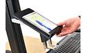Tablet/Document Holder for WorkFit-S