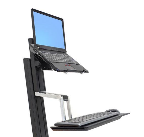 Ergotron 33 342 200 Workfit S Adjustable Standing Desk