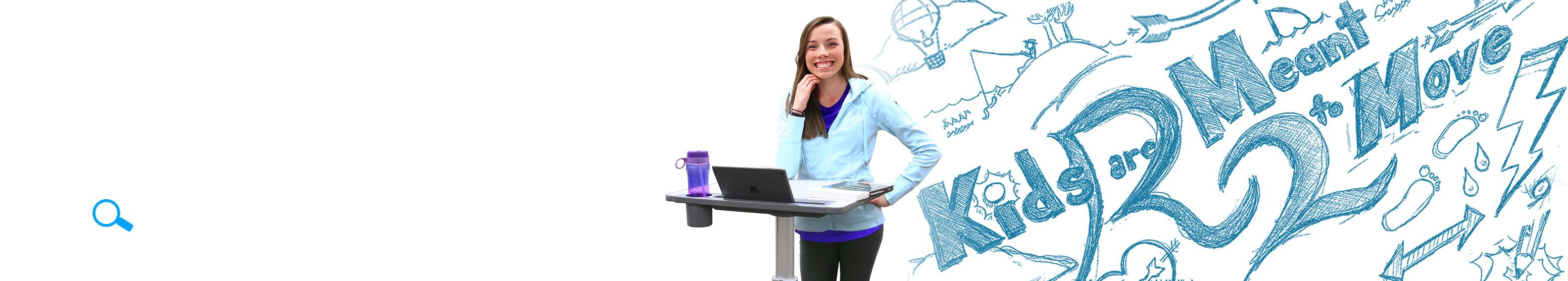 Standing Desks For Schools Amp Classrooms Ergotron